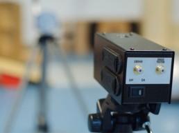Merjenje hitrosti s fotocelicami