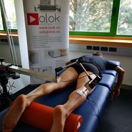 TMG meritev mišičnih lastnosti